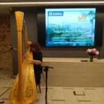 uczniowie harfy